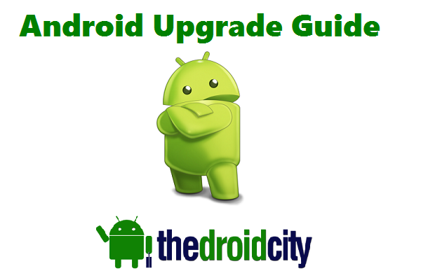 TheDroidCity - Custom Android Upgrade