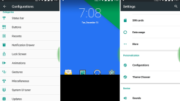 HTC One M9 Android Marshmallow CyanogenMod 13